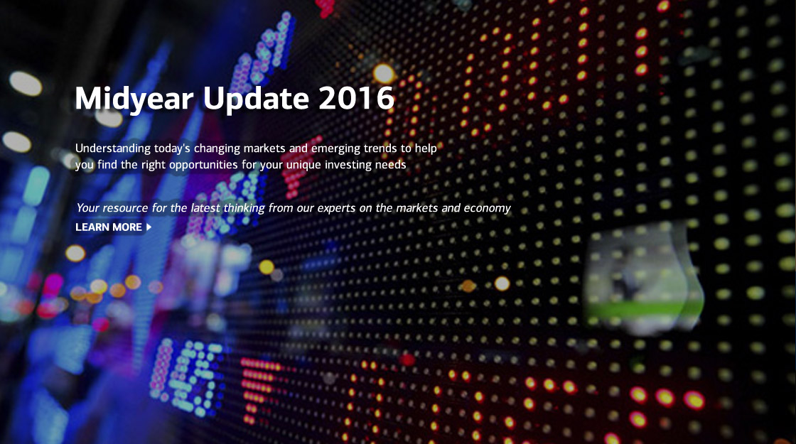 Outlook 2016: Updates and Analysis on the Year Ahead